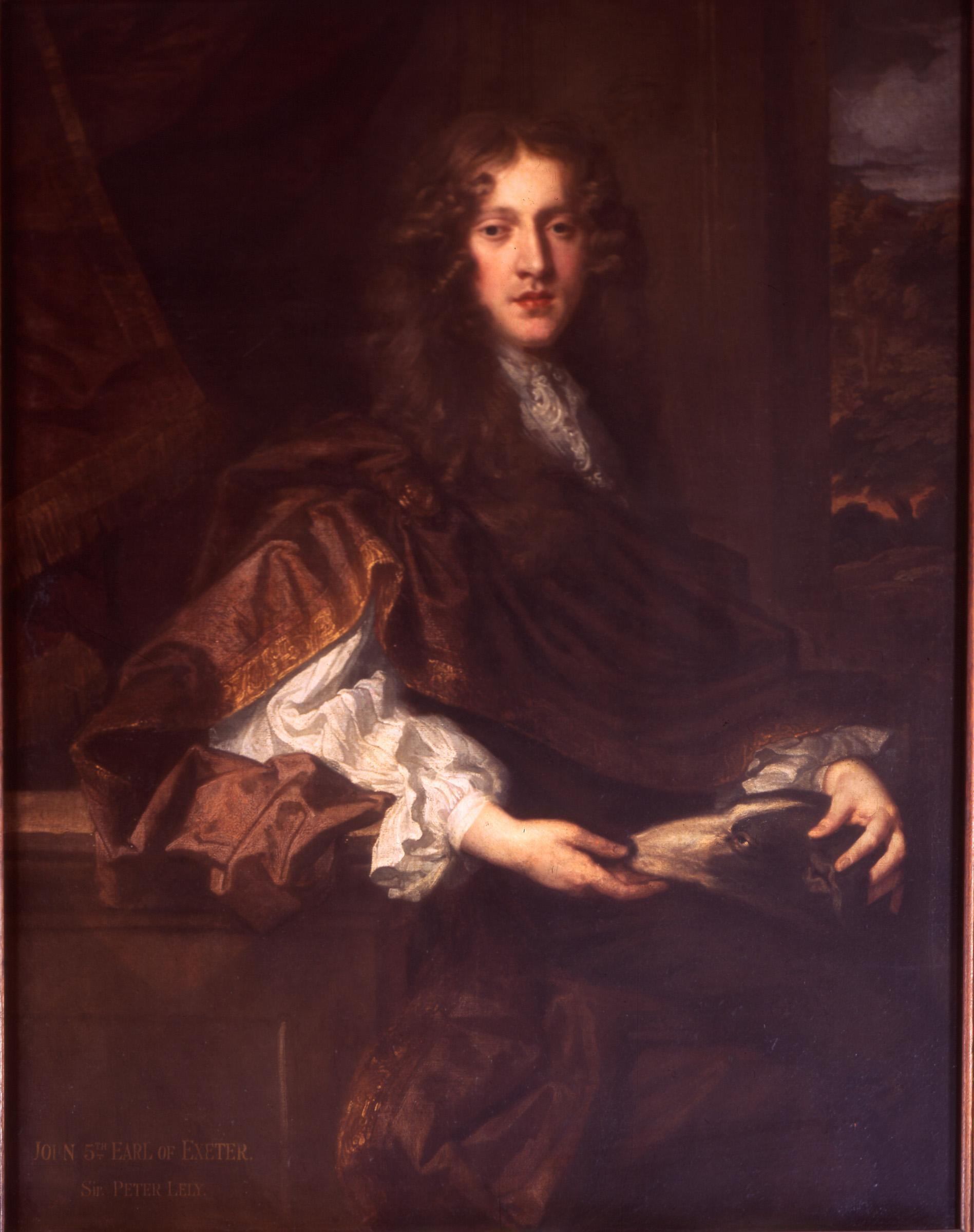John, 5th Earl of Exeter