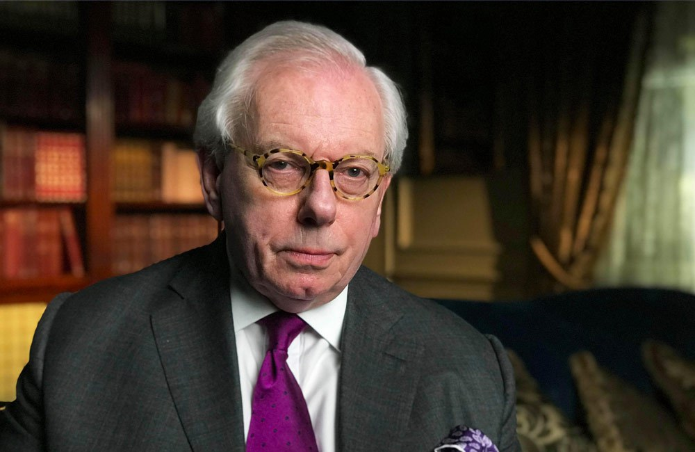 David Starkey – Lord Burghley 500th Anniversary Lecture Series