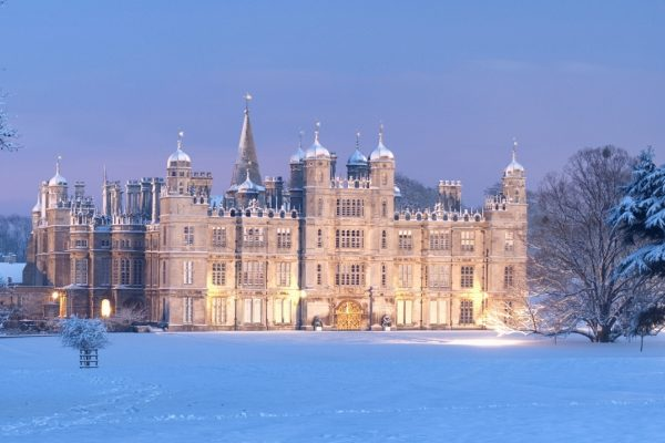 The Burghley Christmas Fair