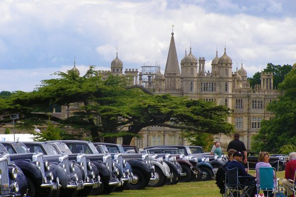 Rolls Royce Enthusiasts Club Annual Rally