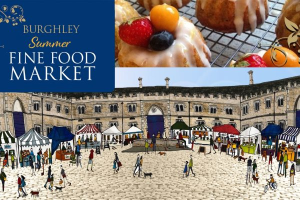Burghley Summer Fine Food Market