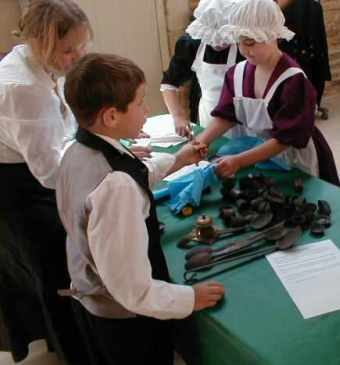 Victorian activities in Brewhouse