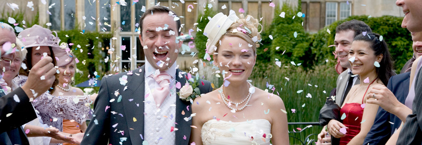 burghley_wedding_confetti_couple