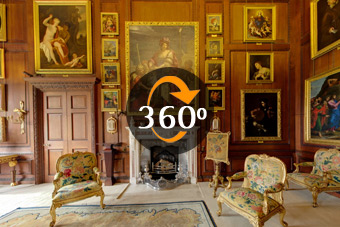 Take A Look Inside Burghley House