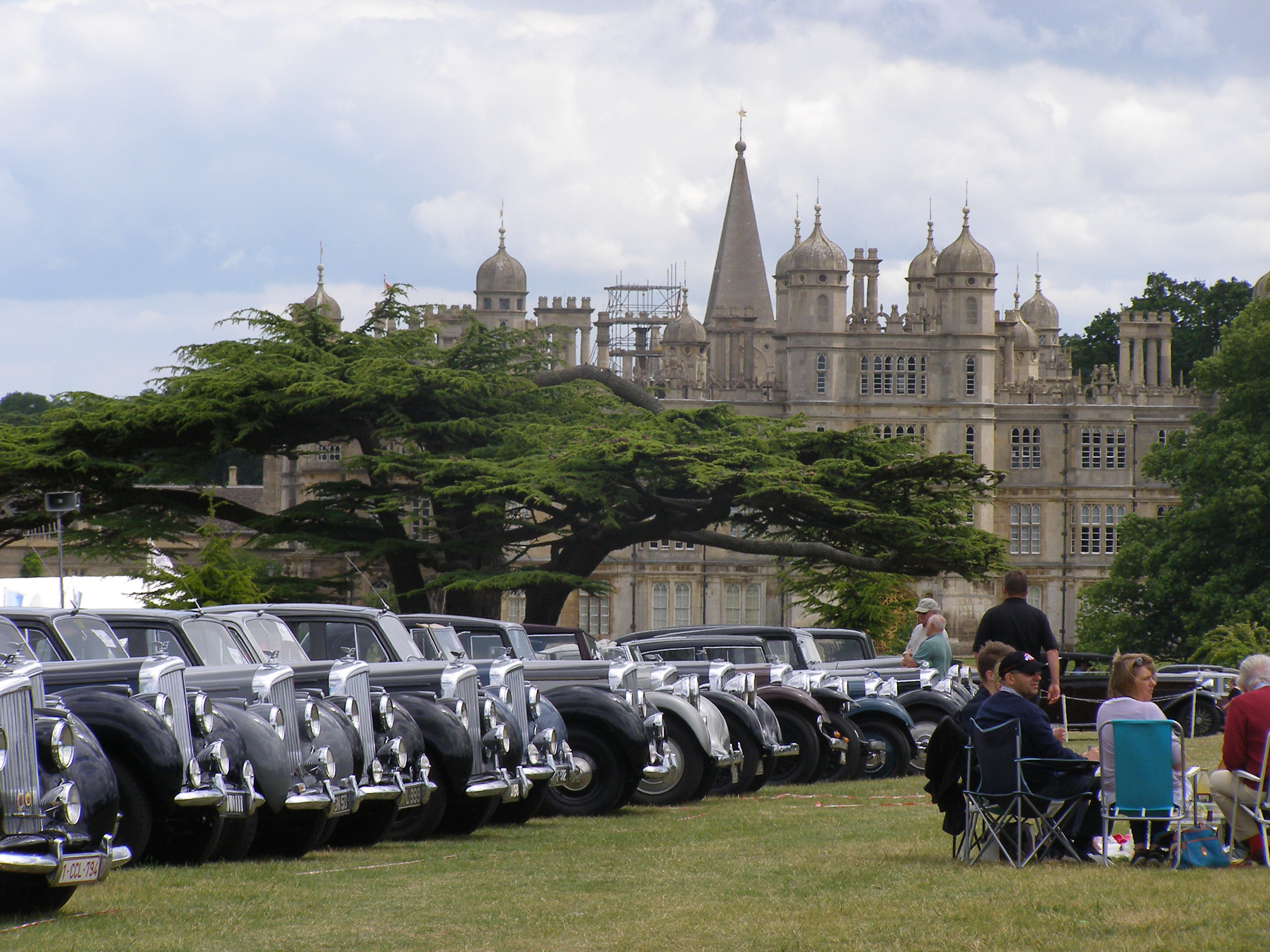 Burghley House Living Heritage Craft Fair